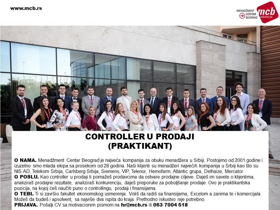 2019-02-17 Controller u prodaji