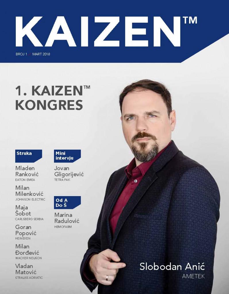 KAIZEN magazin #01