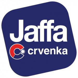 JAFFA logo sa belim okvirom
