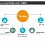 Price_Determination_Factors_Ppt_PowerPoint_Presentation_Outline_Slideshow_Slide_1-