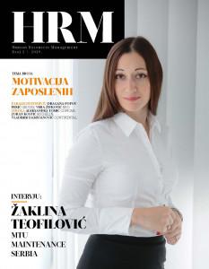 HRM magazin 03 naslovna